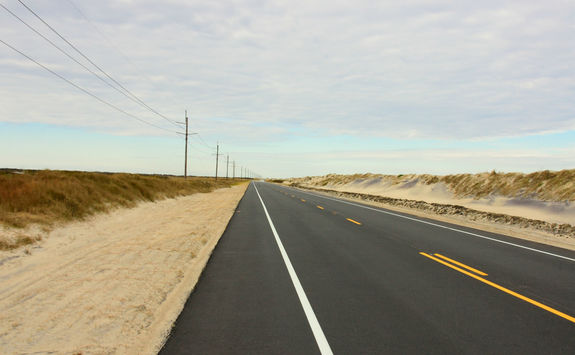 Outer Banks road