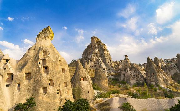 Cave churches