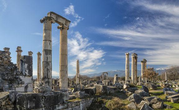 Aphrodisias in Turkey