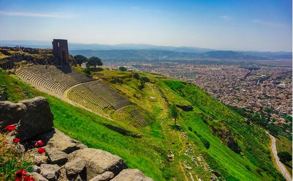 Pergamon in Turkey