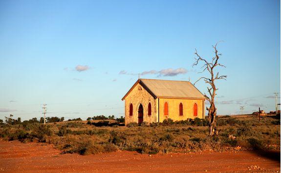 Church in Broken Hill