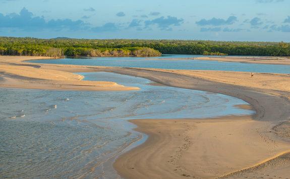 Arnhem beach