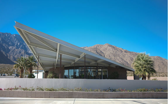 Visitors Center Palm Springs