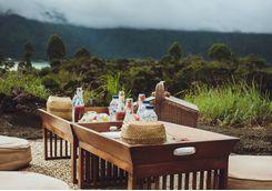 bali nature picnic
