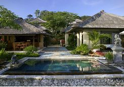 four seasons jimbaran pool villa