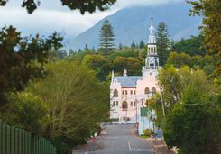 Swellendam Church