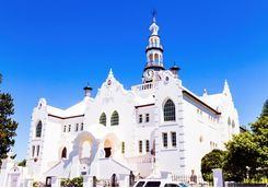 Architecture in Swellendam
