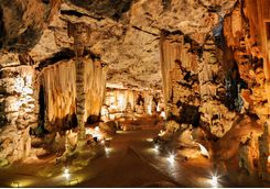 Cango Caves Interior