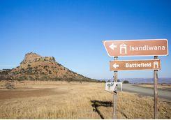 Battlefields in KwaZulu-Natal