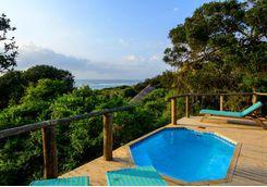 Deluxe Ocean Pool Villa, Thonga Beach Lodge