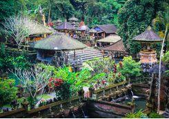 Gunung Kawi Tomb in Bali