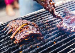 BBQ in Ubud