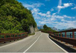 italian lakes road