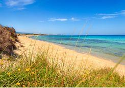 Puglia Beach, Italy