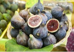 Figs in the countryside