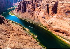 Image of the Colorado River