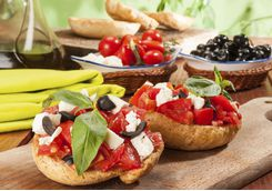 Image of Bruschetta