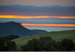 Carmel Valley Sunset