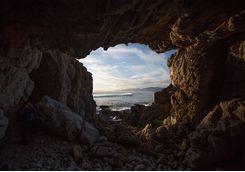 Hermanus Cave, Africa