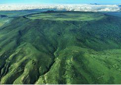 olmoti crater ngorongoro