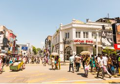 Kandy streets