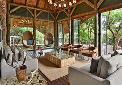 Bayethe lounge area