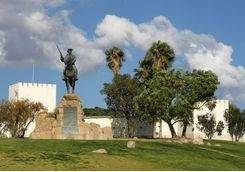 alte feste building windhoek