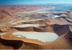 kulala desert lodge namibia landscape