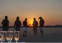 ongava lodge sundowners