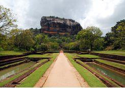 sigiriya path