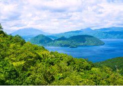 View of Lake Toya