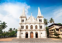 Church, Cochin
