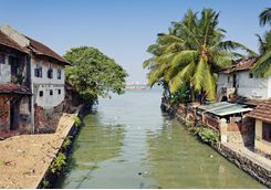 Waterfront Kerala