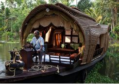 Boathouse, Kerala