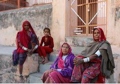 Rawla Narlai village visit