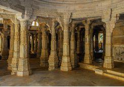Ranakpur interior