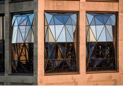 the silo windows