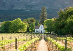 franschhoek countryside