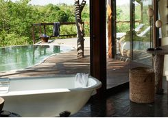 singita boulders bathroom