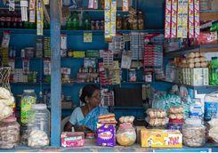 Jalakara street vendor