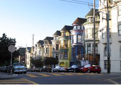 Haight Ashbury Neighbourhood