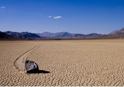 Racetrack Playa Death Valley
