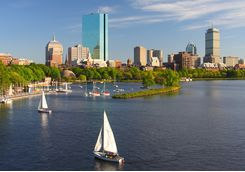Downtown Massachusetts