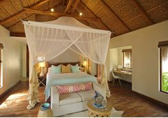 Bedroom at Azura Benguerra
