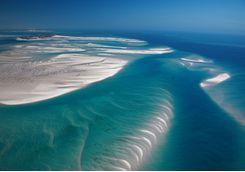 Mozambique beach view