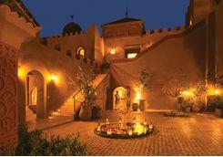 Morocco Kasbah Tamadot exterior