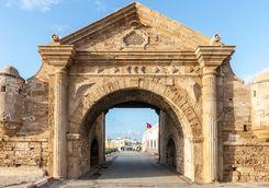 Morocco Essaouira Medina Gate