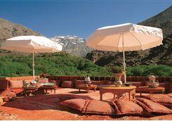 morocco kasbah du toubkal terrace