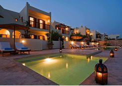 Swimming pool at Rebali Riads