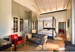 Room in the farmhouse